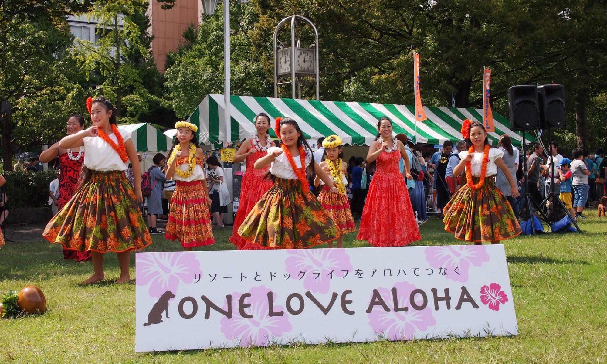 ONE LOVE ALOHA 2017